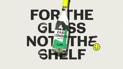 East London Liquor Co.'s new branding contains hidden references to the city