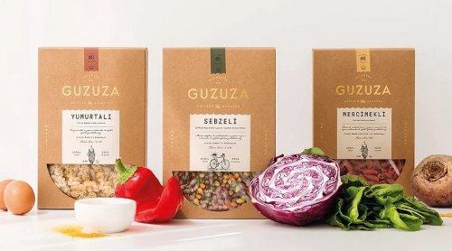 Branding, Packaging and Illustration for Guzuza