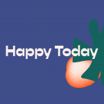 Happy Today. Educational project about autism branding and platform designing.