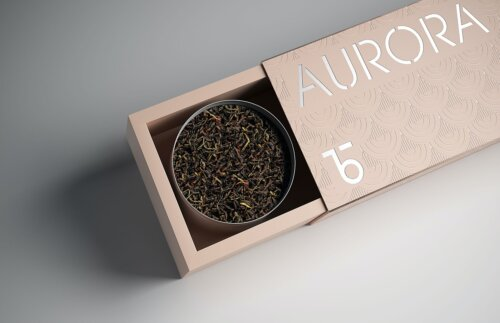 Teabox — Identity, packaging, and website design for a tea commerce company