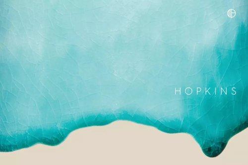 The branding & design for Hopkins, an upscale restaurant in Montréal