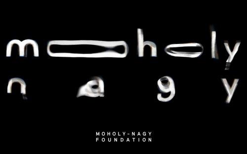 A vibrant new identity for The Moholy-Nagy Foundation