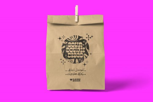 A psychedelic identity for Sourdough Disco