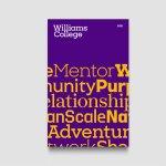 Visual identity for Williams College