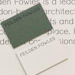 Branding for Feilden Fowles