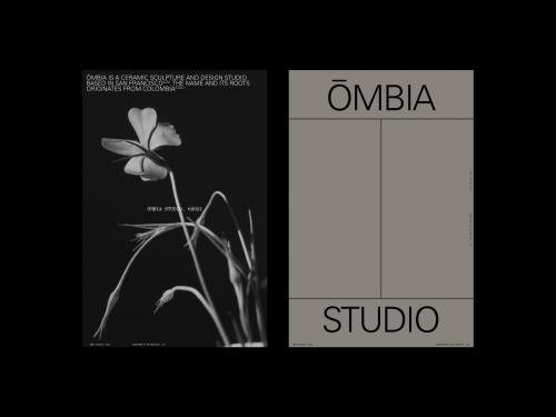Design for Ōmbia Studio