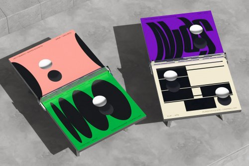 Ping pong tables design for Art of Ping Pong