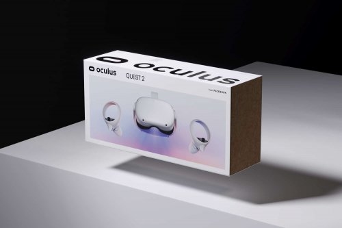 New identity for Oculus