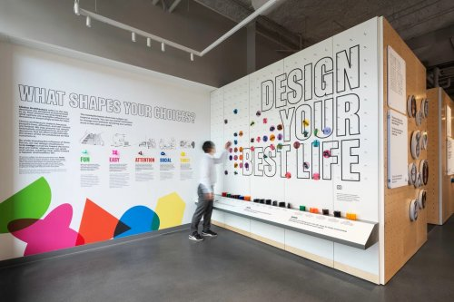 New interactive design project