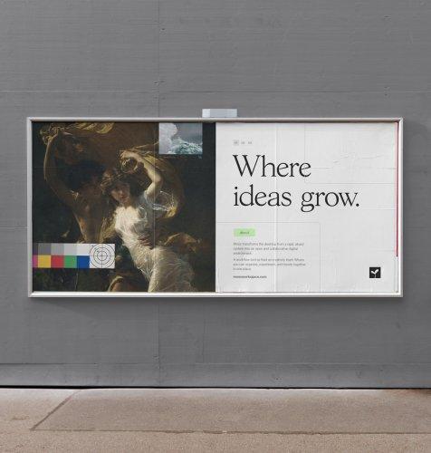 New identity for digital workspace, Moss