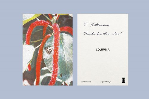 Identity for Column A